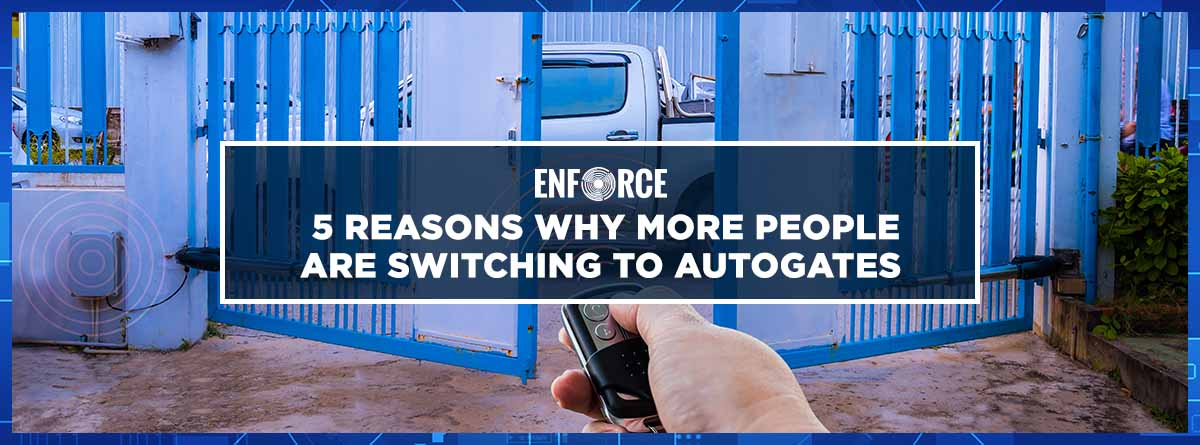 5 Reasons Why More People Are Switching to Autogates