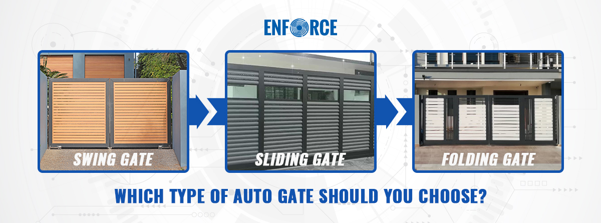 Which Automatic Gate Should You Install For Your Property?